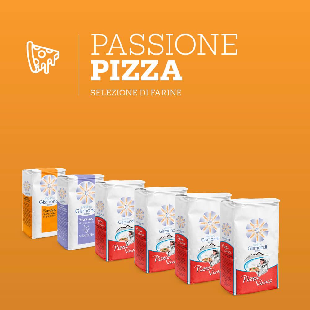 Farine Professionali per Pizza