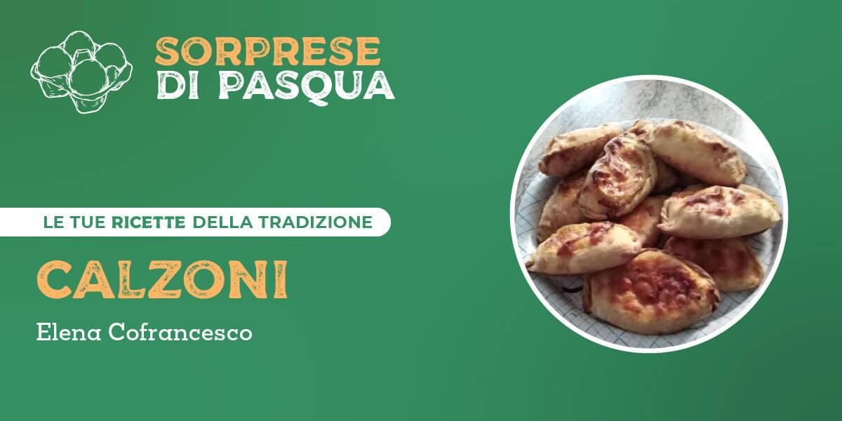 Ricetta Calzoni Pasquali